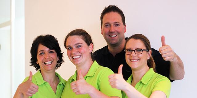 Unser Team von Smiling Solutions