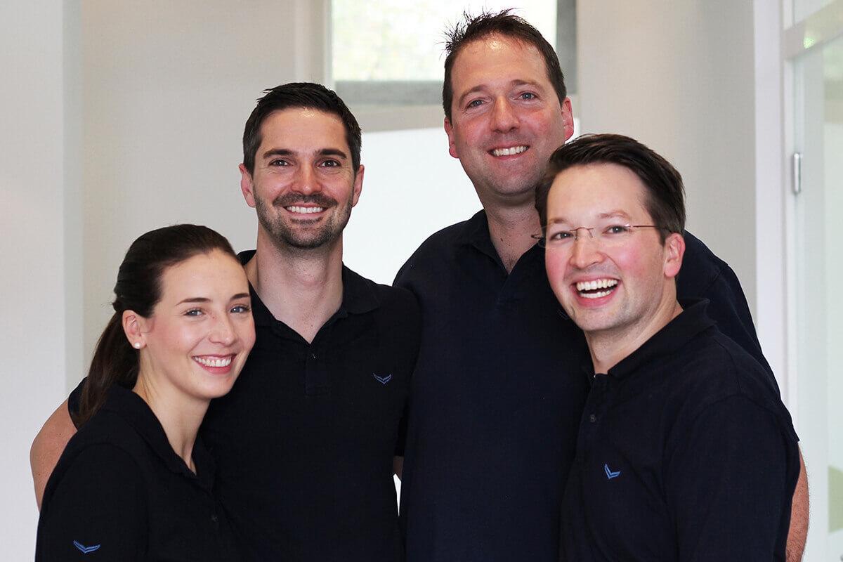 Die Zahnaerzte unserer Zahnartpraxis Ettlingen